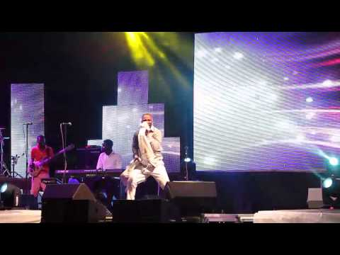 Francis Amo   Performs @ Accra sports Stadium All in one