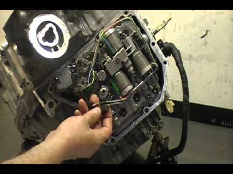 Videos relacionados de AW55-51SN / RE5F22A Transmission Solenoid