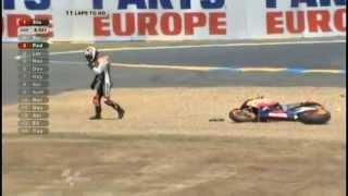 2011--04.French.MotoGP_Pedrosa vs Simoncelli