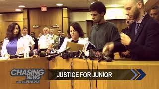Justice for Junior Suspects in Court