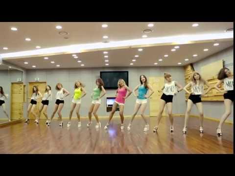 【ダイエット ダンス動画】ダイエットダンス動画 SISTAR touch my body ダンス  – 長さ: 3:31。