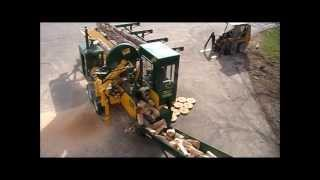 Cooking | Cord King CS2040 Demo Fastest firewood processor in the world | Cord King CS2040 Demo Fastest firewood processor in the world