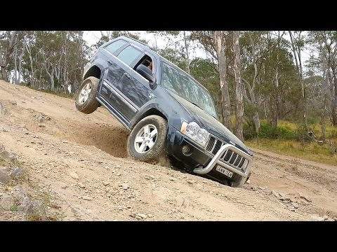 The Mighty Jeep Grand Cherokee HEMI
