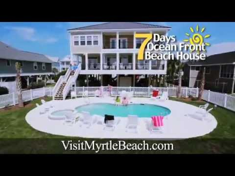 Myrtle Beach, SC 2015 Beach House Vacation Getaway Contest