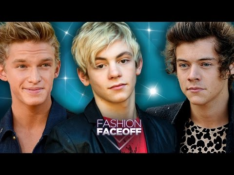 Harry Styles vs Cody or Ross?? - Fashion Faceoff Guys Edition 2014