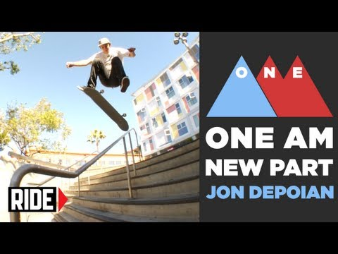 ONE AM: Jon Depoian