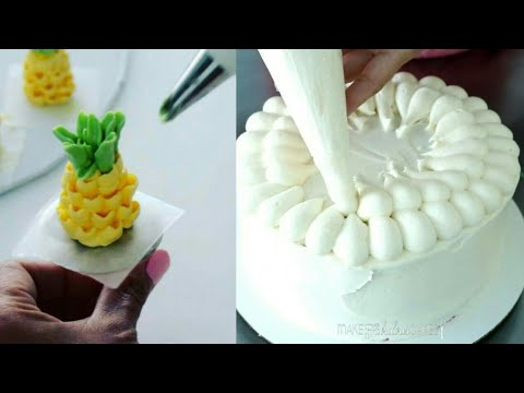 Украшения десертов тортов удивительный идеи Amazing cake decorating