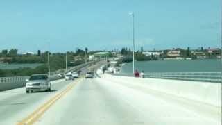 Belleair Beach, Sand Key, Indian Rocks Beach Bridge Pinellas County Florida