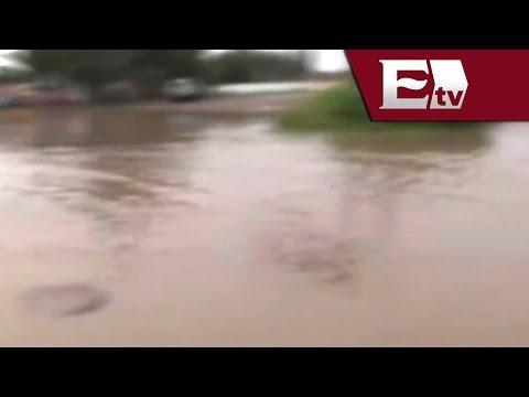Emergencia en Gómez Palacio y Lerdo, Durango, por intensas lluvias/ Titulares