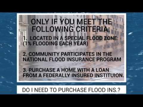 Mercer County Flood Insurance: FAQ