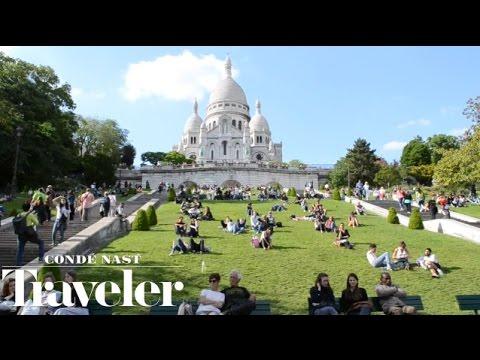 A Flâneur's Guide to Paris