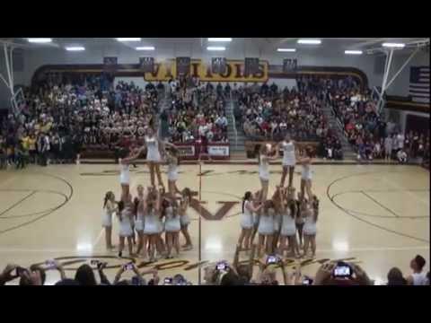 Simi Valley High School  Pioneers Spirit Award