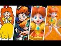 Evolution of Princess Daisy (1989 - 2018)