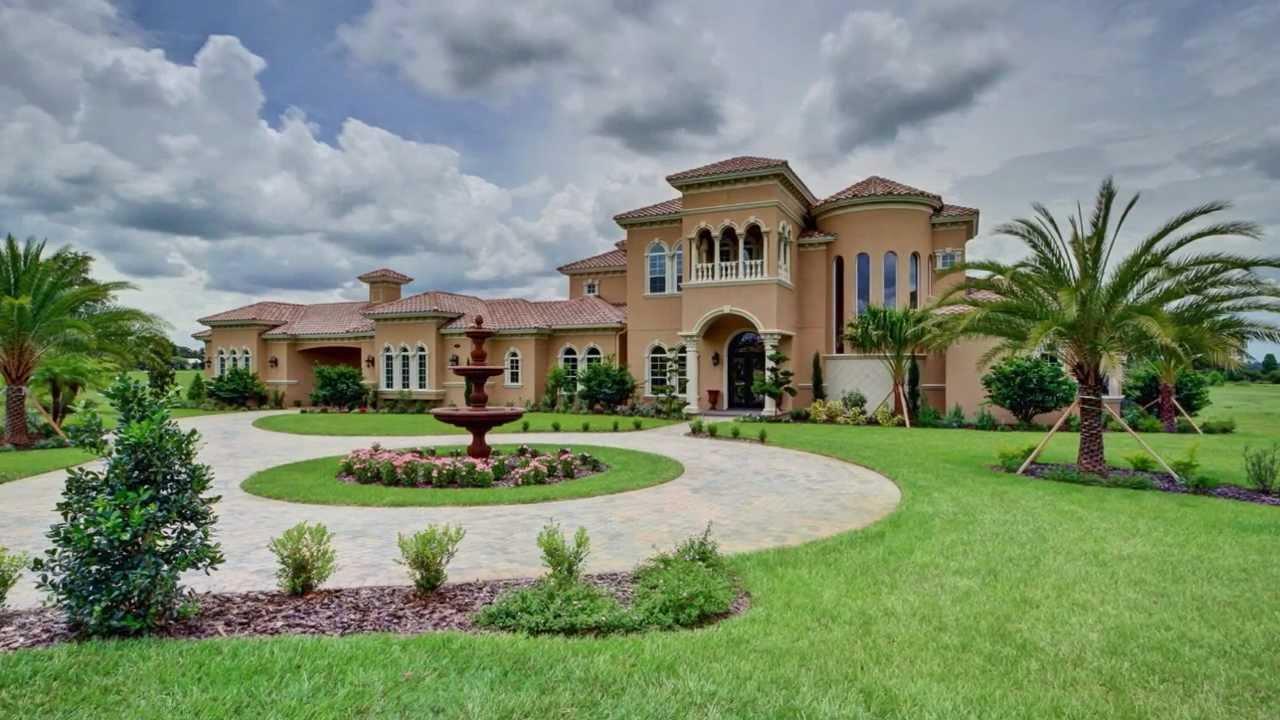 Luxury Lake Home For Sale On Lake Thonotosassa Youtube