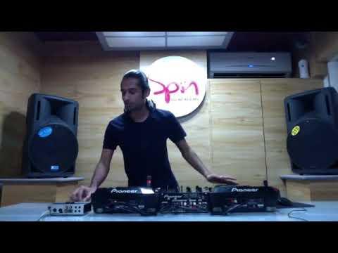 SPIN SESSION - DJ HARSH MAHANT 1st JUNE 2018 Set
