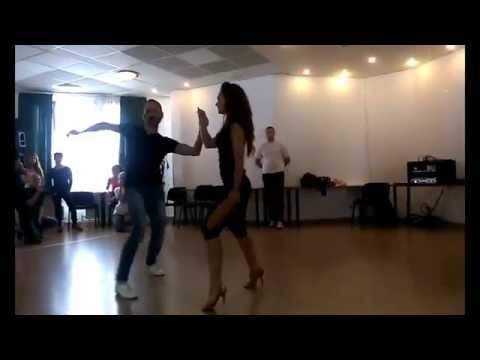 Adrian & Tatiana - Sonrisa Dance Center @ 8'th  Balkan Salsa Congress, Borovets 2014