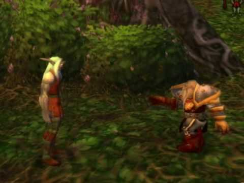 World of Warcraft: Who's the Tank? Video
