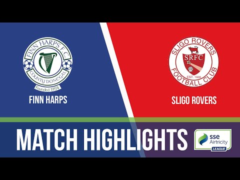 GW22: Finn Harps 2-0 Sligo Rovers