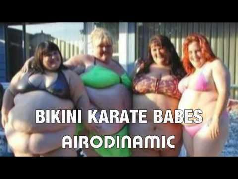 Bikini Karate Babes Trailer - Parody