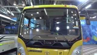 Tata Motors Marcopolo Starbus Ultra School Bus at Bus & Special Vehicle Show