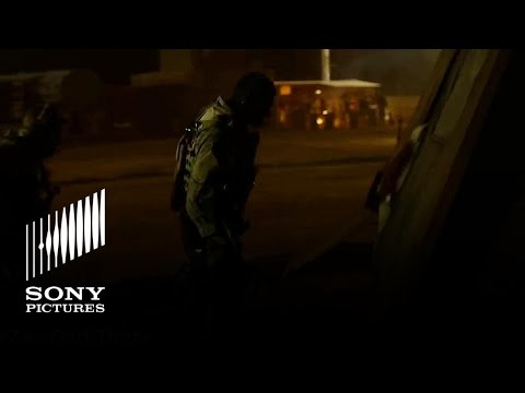 ZERO DARK THIRTY - Helicopter Clip
