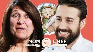 Mom Vs. Chef: Battle Tofu // Sponsored By New York Life