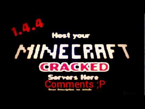 ~ ★ Post your 1.7.4 + Minecraft Cracked Servers Here! ★ ~ Post in Comments!
