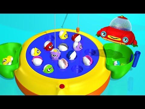 TuTiTu (ТуТиТу) Игрушки | Игра Рыболов