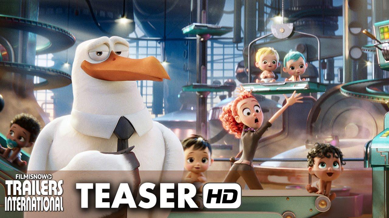 Cegonhas Trailer Teaser Oficial Legendado [HD]