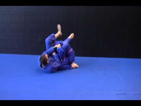 BJJ Armbar Triangle Armbar Drill Image 1