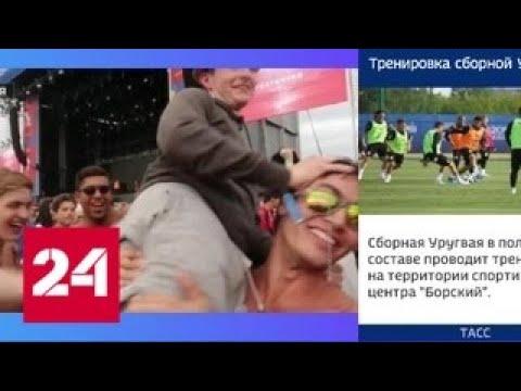 Вести. Дежурная часть от 22 июня 2018 года - Россия 24