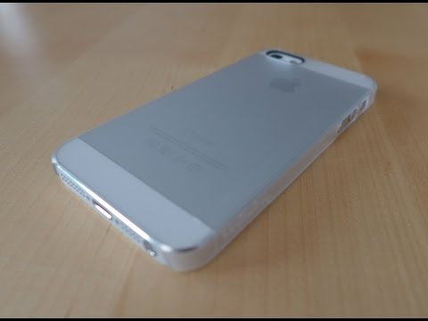 Spigen SGP iPhone 5 Case Ultra Thin Air Soft Clear