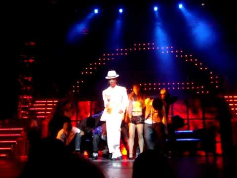 Thriller Live Musical Michael Jackson Smooth Criminal Cirkus Stockholm Sweden