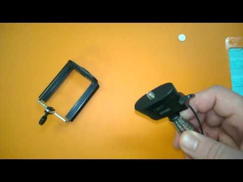 Как сделать палку для телефона