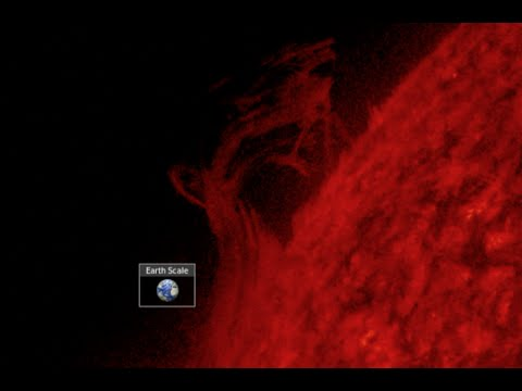 Sunspots Surging, News and Alerts | S0 News Apr.27.2016