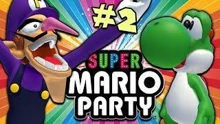 The Most Unbelievable Luck    Super Mario Party    PART 2