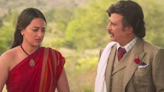 Sonakshi Sinha faces trouble after harassing Rajinikanth