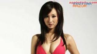 Samantha Ko - HK's new sex icon (I Love Hong Kong Pt 3)