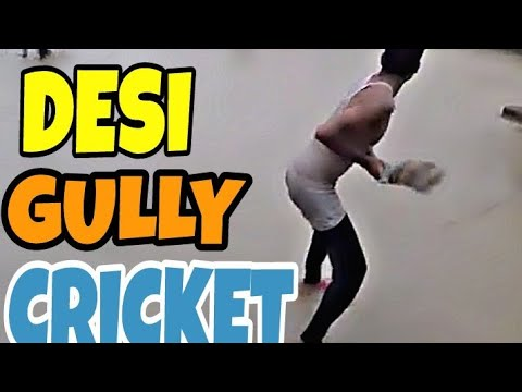 DESI GULLY CRICKET IN RAIN | TITROUDA, TITRODA |