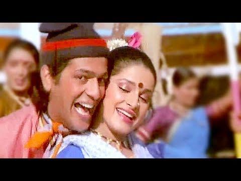 Main Tera Tota - Chunky Pandey, Neelam, Paap Ki Duniya Song video