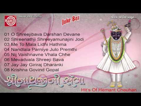 Hemant Chauhan || Shreenathjini Seva Part-2 || Shrinathji Bhajan video