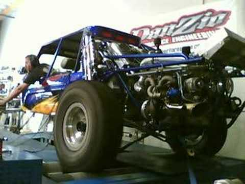 Danzio Twin turbo 632 Ci Big Block 1000+WHP