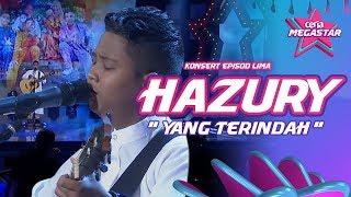 Download Lagu Yang Terindah..Hazury Buat Semua Penonton & Juri Sebak..| Johan, Pak Nil, AC Mizal, Mas Idayu Gratis STAFABAND