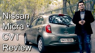 Download Nissan Micra Petrol CVT Automatic Review After Long Term Use 3Gp Mp4