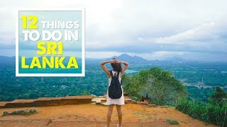 TOP 12 ATTRACTIONS IN SRI LANKA   Travel Guide