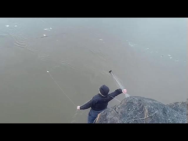 крест для рыбалки сетью