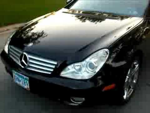 Mercedes Benz Cls550 For Sale. 2008 Mercedes Benz CLS 550