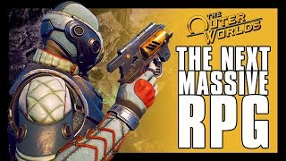 Fallout in Space - The Outer Worlds | New Gameplay & In-depth Impressions