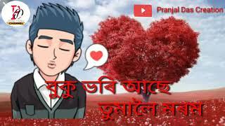 Best Romantic Love Status Video 2019...Biju bhori ase morom