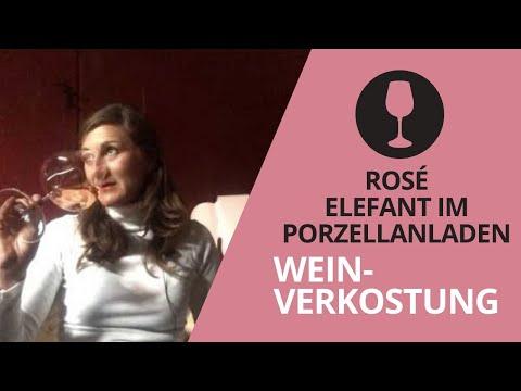 Weinverkostung mit Pia Strehn: Der Elefant im Porzellanladen